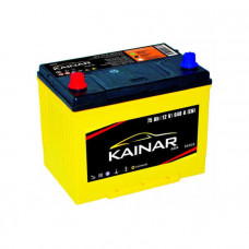 Kainar 75Ah EN 640A L+ Asia