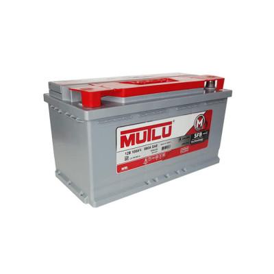 Аккумулятор Mutlu SFB-2 100Ah EN 830A R+
