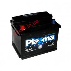 Plazma Original 60Ah EN 480A L+