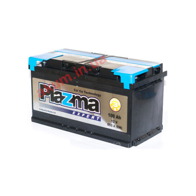 Аккумулятор Plazma Expert 100Ah EN 850A L+
