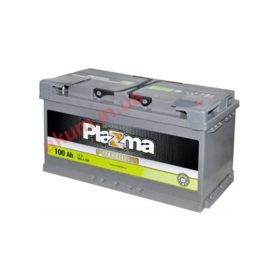 Аккумулятор Plazma Premium 100Ah EN 950A R+