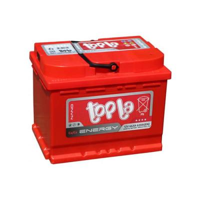Аккумулятор Topla Energy 66Ah EN 620A R+