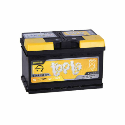 Аккумулятор Topla Top EFB 65Ah EN 650A R+ (Start-Stop)