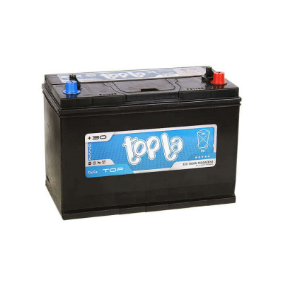 Аккумулятор Topla Top 110Ah EN 1000A R+ (John Deere, болт)