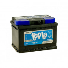 Topla Top 62Ah EN 600A R+(низк.)