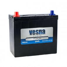 Vesna Power 55Ah EN 540A L+ Asia
