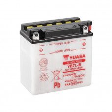 Yuasa YuMicron 8,4Ah EN 75A R+ (YB7L-B)
