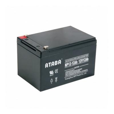 Аккумулятор Ataba 12V 12Ah