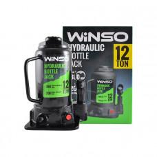 Домкрат гидравлический бутылочный Winso 12т.