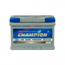 Champion 82Ah EN740A R+