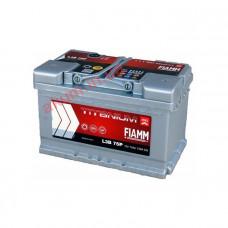 Fiamm Titanium Pro 75Ah EN 730A L3B75P R+(низк.)
