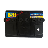 Bi-Power Plus 62Ah 600 А[EN] L+