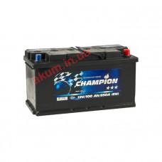 Champion Black 100Ah EN850A R+