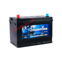 Champion Black 100Ah EN850A L+ Asia