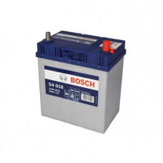 Bosch S4018 40Ah EN330A R+ Asia(тон.клемы)