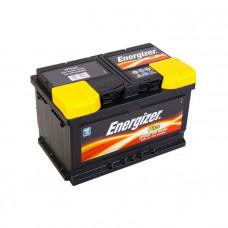 Energizer Plus 70Ah EN640 R+(низк.)