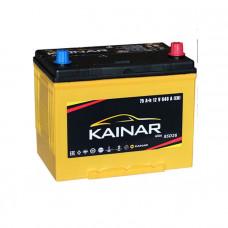 Kainar 75Ah EN 640A R+ Asia