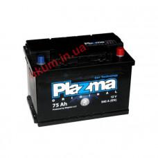 Plazma Original 75Ah EN 540A R+