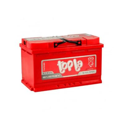 Аккумулятор Topla Energy 100Ah EN 800A R+ L4 кор. корп.