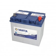 Varta BD 60Ah EN540 R+ Asia (D47)
