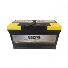 Vesna EFB 90Ah EN 850A R+