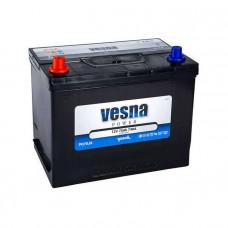 Vesna Power 75Ah EN 740A L+ Asia