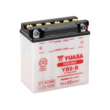 Yuasa YuMicron 9,5Ah EN 115A R+ (YB9-B)