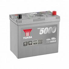 Yuasa YBX 5053 50Ah EN 450A R+ Asia