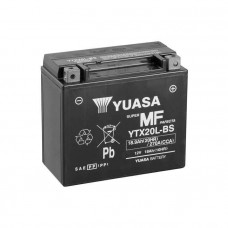 Yuasa YTX20L-BS MF AGM 18,9Ah 270A R+