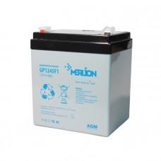 Merlion Agm GP1245F1, 12V 4.5Ah Q10