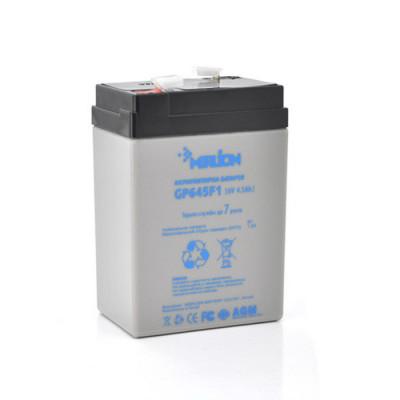 Аккумулятор Merlion Agm GP645, 6V 4.5Ah Q20