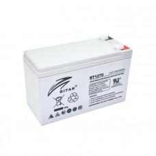 Ritar Agm RT1270, Gray 12V 7.0Ah Q10
