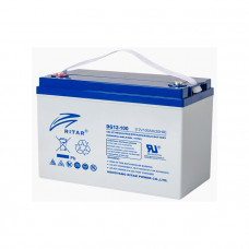 Ritar Gel DG12-100, Gray 12V 100.0Ah Q1