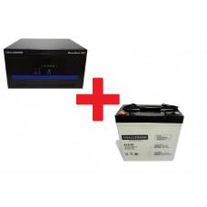 Готовое решение Ибп Challenger HomeStart 800 + АКБ Challenger A12-65