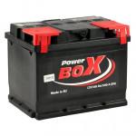 Power Box 60Ah EN 540A R+