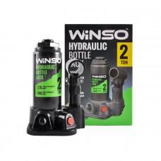 Домкрат гидравлический бутылочный Winso 2т.