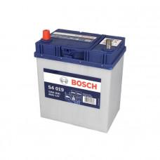 Bosch S4019 40Ah EN330A L+ Asia(тон.клемы)