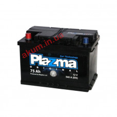 Plazma Original 75Ah EN 540A L+