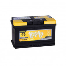 Topla Top EFB 80Ah EN 760A R+ (Start-Stop)