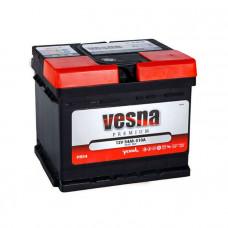 Vesna Premium 54Ah EN 510A R+(низк.)