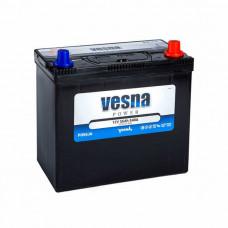 Vesna Power 55Ah EN 540A R+ Asia