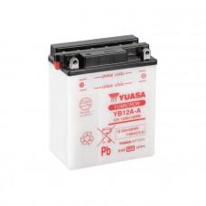 Yuasa YuMicron 12,6Ah EN 150A L+ (YB12A-A2)