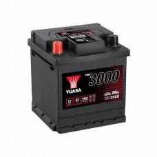 Yuasa YBX 3102 42Ah EN 390A L+