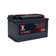 Yuasa YBX 3115 85Ah EN 760A R+