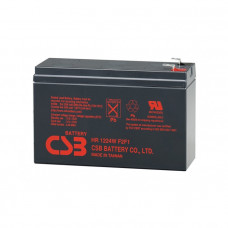 CSB HR1224WF2, 12V 6.5Ah Q12