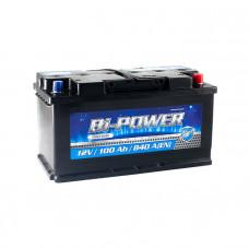 Bi-Power Classic 100Ah 840 А[EN] R+