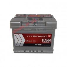 Fiamm Titanium Pro 60Ah EN 540A L260P R+