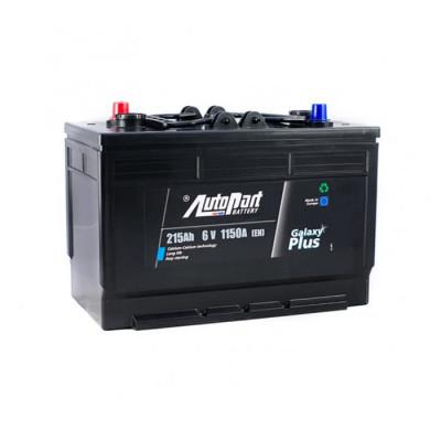 Аккумулятор Autopart Galaxy Plus 6V-215 Ah EN1150A