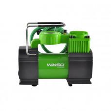 Автокомпрессор Winso 10 Атм, 40 л/мин., LED-фонарь