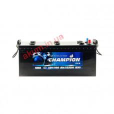 Champion Black 190Ah EN1250A L+
